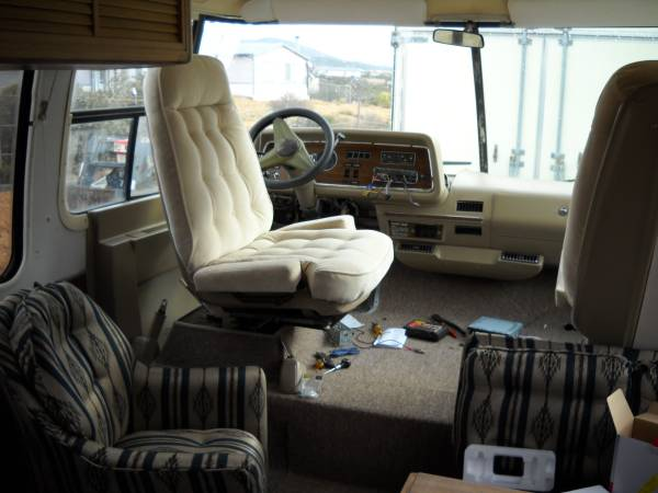 1976 GMC Palm Beach 26FT Motorhome For Sale in Glendale ...