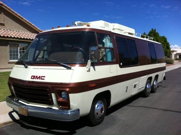 1978 GMC Royale 26FT Motorhome For Sale in Glendale, Arizona