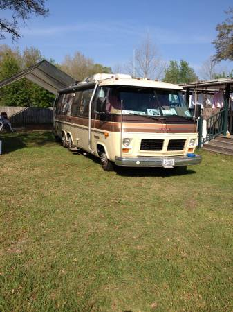 Rv Trader Florida >> 1978 GMC V8 Automatic Motorhome For Sale in Hialeah, Florida