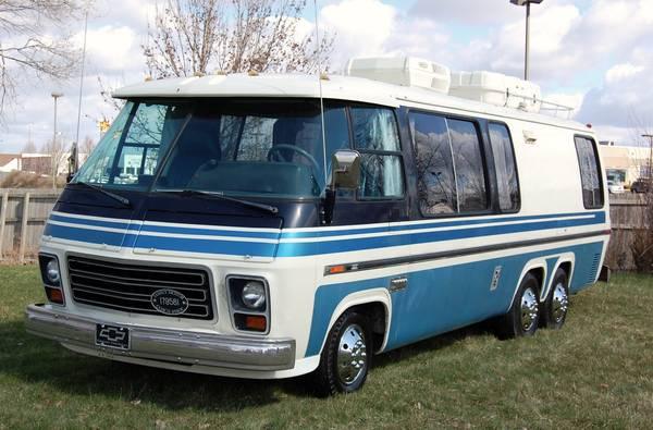 1974 gmc 26ft motorhome for sale in brookville pennsylvania - Craigslist tallahassee farm and garden ...