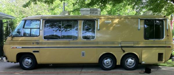 1974 Gmc Eleganza Ii 26ft Motorhome For Sale In Los