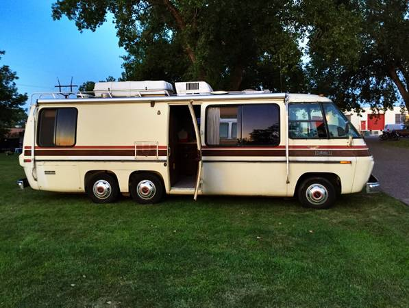 1977 GMC Kingsley 26FT Motorhome For Sale in Santa Barbara ...