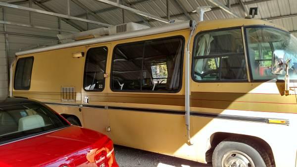 1975 Gmc Brookline 26ft Motorhome For Sale In Gordonville Texas