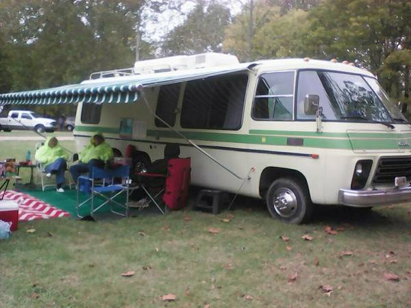 Craigslist Royal Palm Beach: 1976 GMC PalmBeach 30FT Motorhome For Sale In Boonville