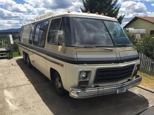 Gmc Motorhome For Sale In Montana Rv Classified Ads