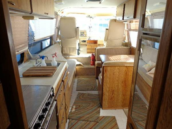1973 GMC Motorhome For Sale in Fremont, California