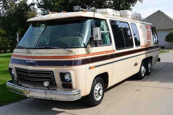 1977 Gmc 26ft Motorhome For Sale In Cedar Park Texas