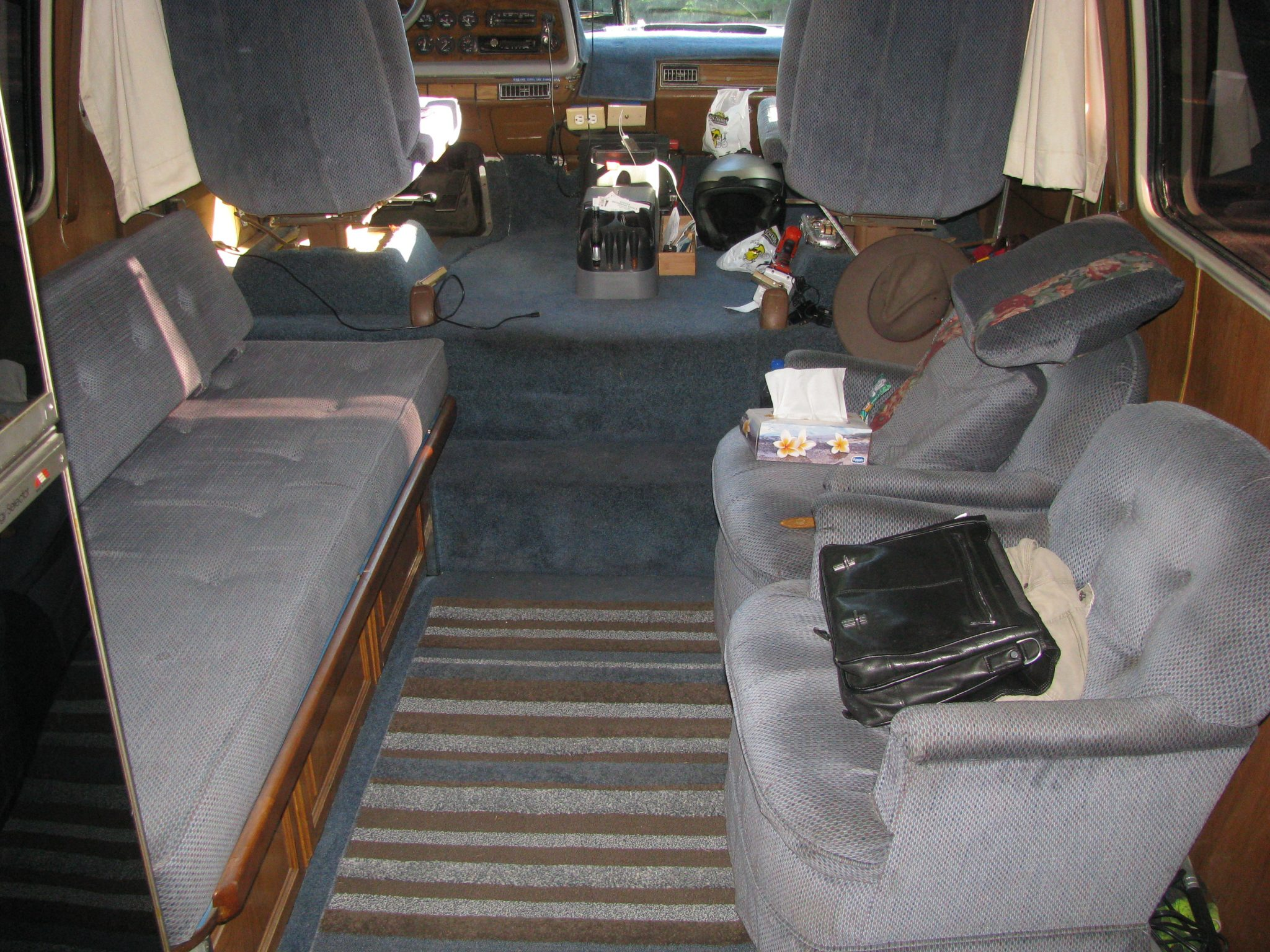 1978 GMC 26FT Motorhome For Sale in Victoria, British Columbia