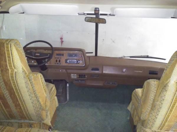 1976 GMC Birch Haven 23FT Motorhome For Sale in Kingston ...