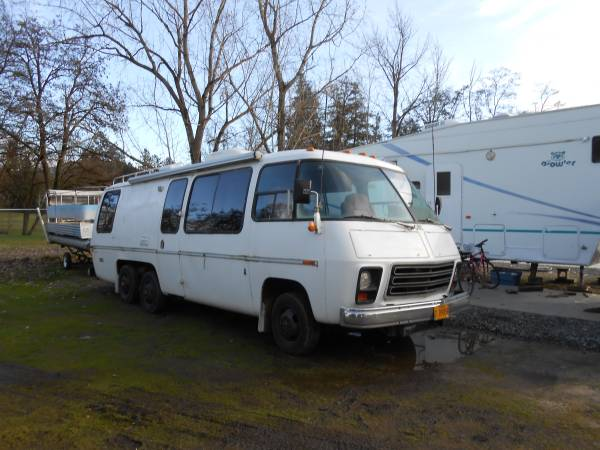 1976 Rare Gmc Ii 26ft Motorhome For Sale In The Villages