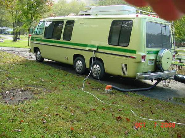 1976 Gmc Motorhome Palm Beach 26ft For Sale In Oldsmar
