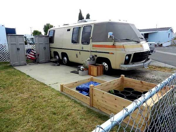 1974 GMC Canyonlands 23FT Motorhome For Sale in Lompoc ...