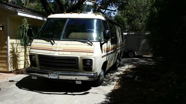 1976 Gmc 500cid Automatic Motorhome For Sale In Tulsa