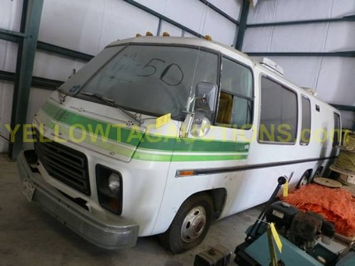 1974 GMC Sequoia 26FT Motorhome For Sale in Chesapeake ...