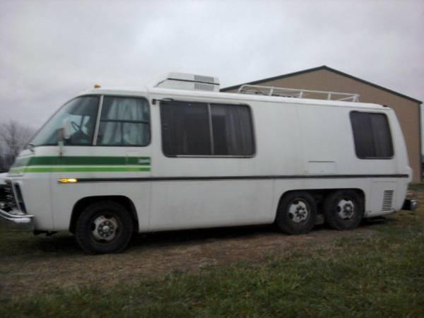 Rvs For Sale In Missouri >> 1974 Gmc Sequoia 24ft Motorhome For Sale In St Louis Missouri