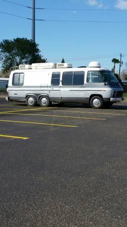 1976 GMC Motorhome For Sale in Harlingen, Texas
