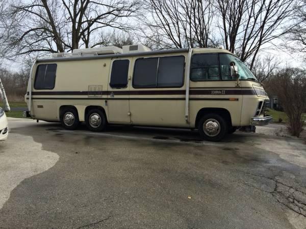 1976 Gmc 26ft Motorhome For Sale In Waukesha Wisconsin