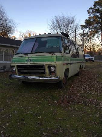1977 GMC Palm Beach Motorhome For Sale in Hot Springs ...