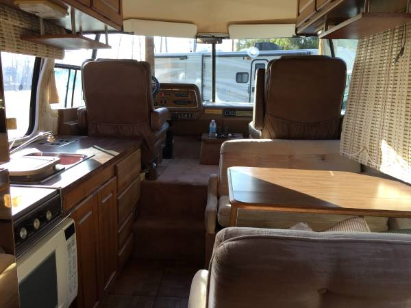1978 Gmc Royale 26ft Motorhome For Sale In Irvine California