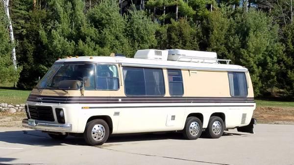 1978 Gmc Palm Beach 26ft Motorhome For Sale In Greenville