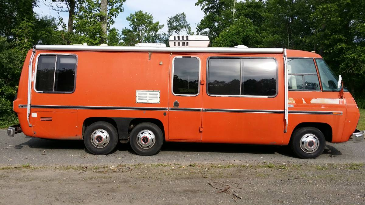 Rv Trader Ohio >> 1973 GMC Painted Desert 26FT Motorhome For Sale in Sicklerville, New Jersey