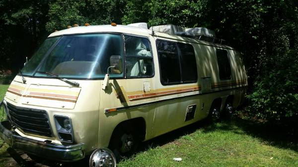 Craigslist Houston Tx Gmc Parts For Pinterest: 1976 GMC Royale 26FT Motorhome For Sale In Fayetteville
