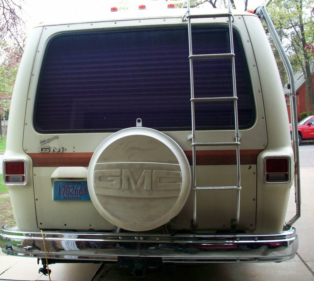 1978 Gmc Royale 26ft Motorhome For Sale In Wausau Wisconsin