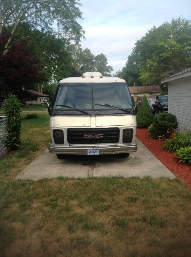 Rv Trader Online >> 1975 GMC 26 Feet Motorhome For Sale in Detroit Metro, Michigan