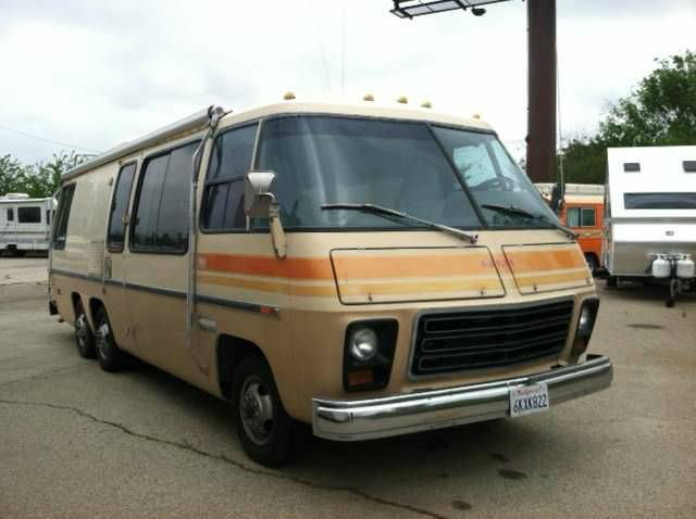 Craigslist Tampa Bay Florida >> 1973 GMC 26FT Motorhome For Sale in Beaumont, California