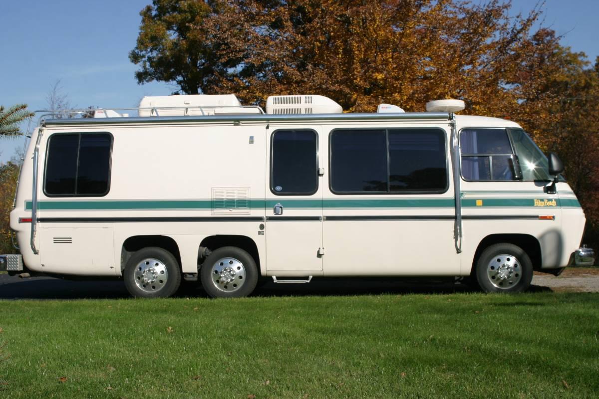 1976 GMC Palm Beach 26FT Motorhome For Sale in Cape Cod ...