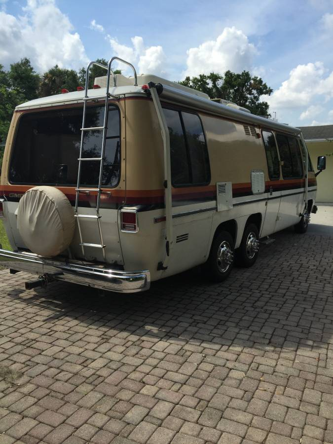 1978 Gmc Motorhome For Sale In Fort Myers Florida