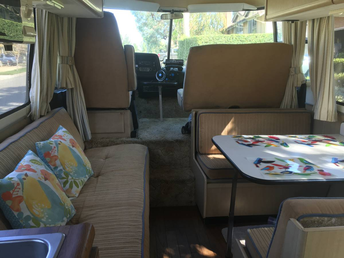 1974 Gmc Eleganza 26ft Motorhome For Sale In Simi Valley