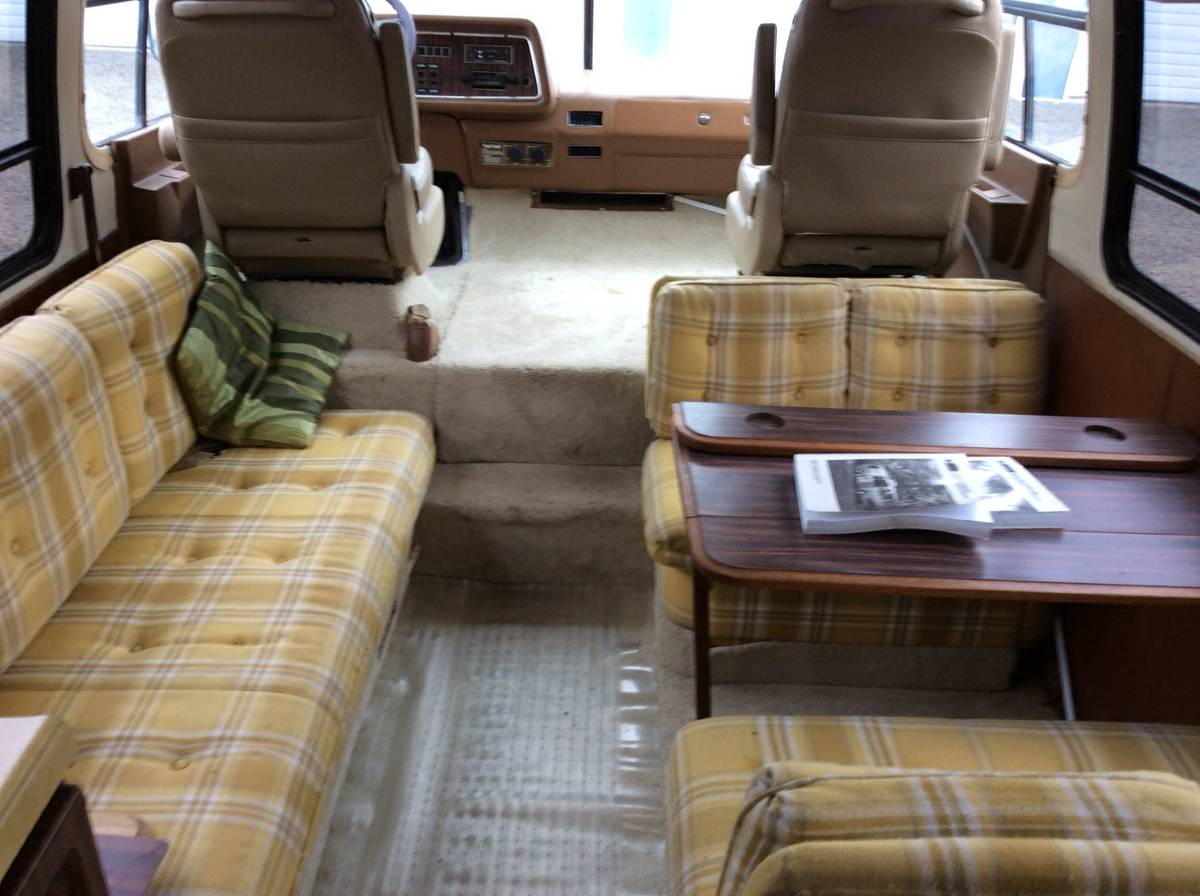 Rv Trader Ohio >> 1975 GMC Glenbrook Motorhome For Sale in Newport, Oregon