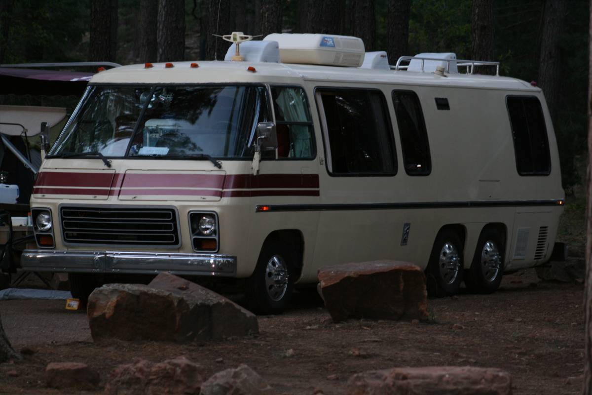 1973 Gmc V8 Automatic 26ft Motorhome For Sale In Ahwatukee