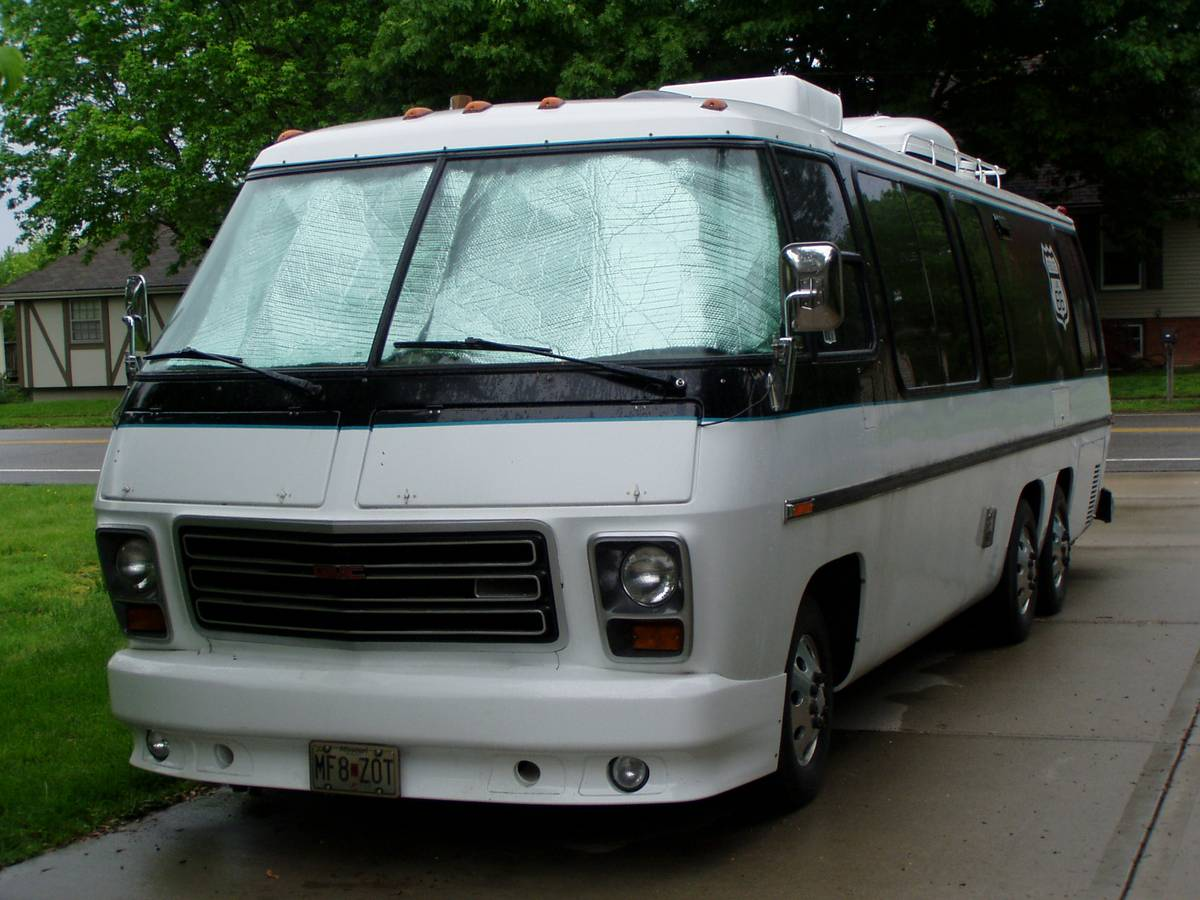 Craigslist Houston Tx Gmc Parts For Pinterest: 1975 GMC Palm Beach 26FT Motorhome For Sale In