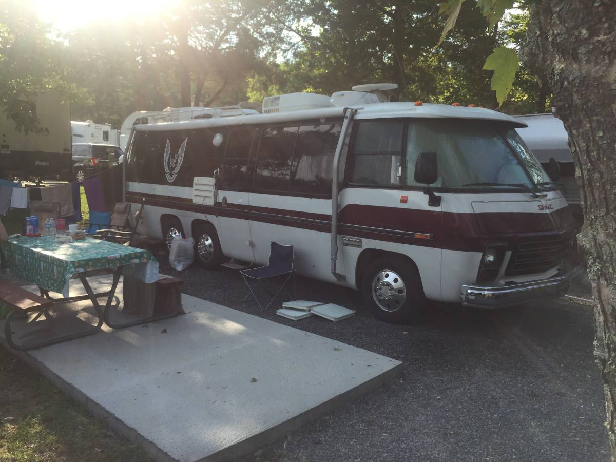 Craigslist Houston Tx Gmc Parts For Pinterest: 1976 GMC Automatic Motorhome For Sale In Sevierville