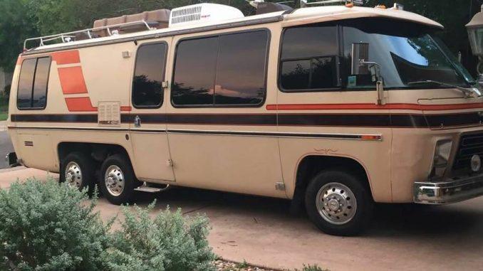 1977 Gmc Kingsley 26ft Motorhome For Sale In Cedar Park Texas