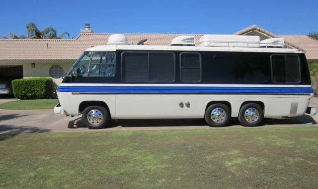 1978 GMC Automatic 26FT Motorhome For Sale in Palm Desert ...