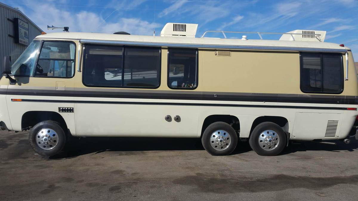Craigslist Houston Tx Gmc Parts For Pinterest: 1978 GMC Automatic Motorhome For Sale In Bakersfield