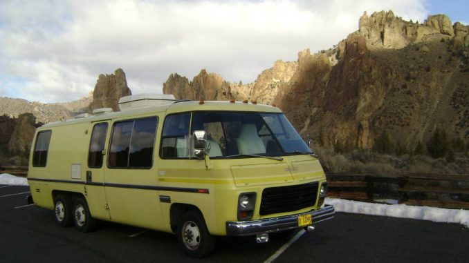 1973 Classic Canyonlands 26FT GMC Motorhome For Sale in Redmond, OR