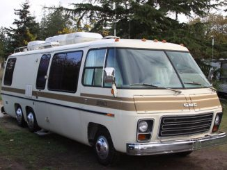 Vintage Motorhomes For Sale Craigslist >> GMC Motorhome For Sale in Washington - RV Classified Ads