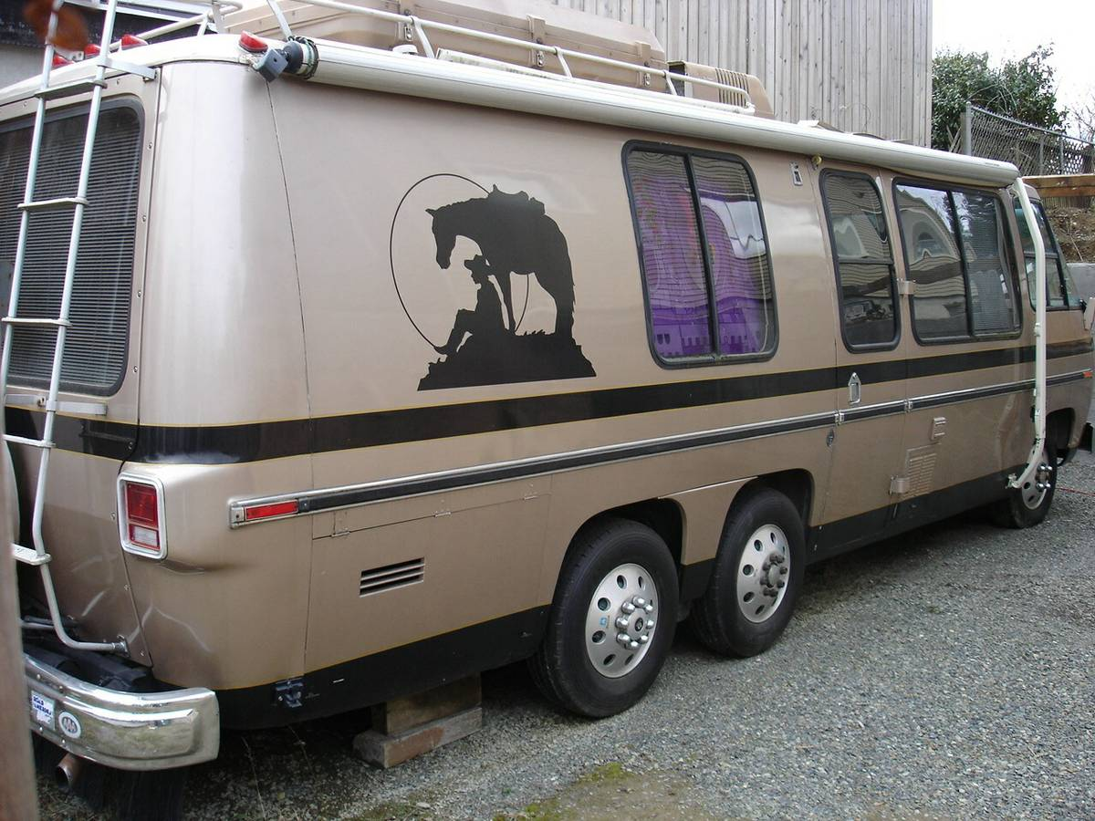 1977 GMC Coachman Series 26FT Motorhome For Sale in ...