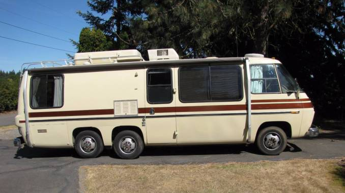 1977 GMC Windsor 27FT Motorhome For Sale in Sequim, WA ...