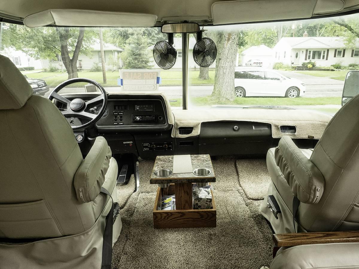 Vintage 1973 GMC Canyonlands Motorhome For Sale in Saginaw, MI