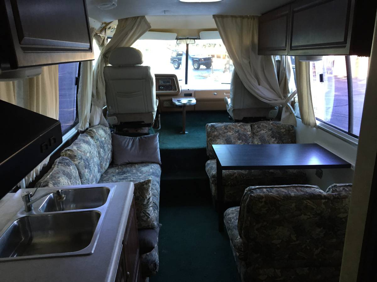 1975 Gmc 26ft Classic Motorhome For Sale In Norton Shores