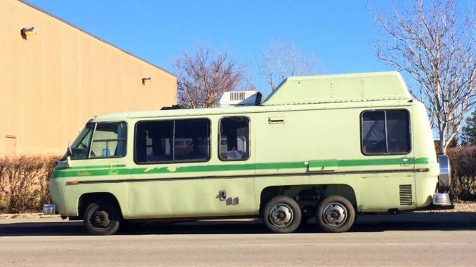1976 Gmc Custom Palm Beach 26ft Project For Sale In