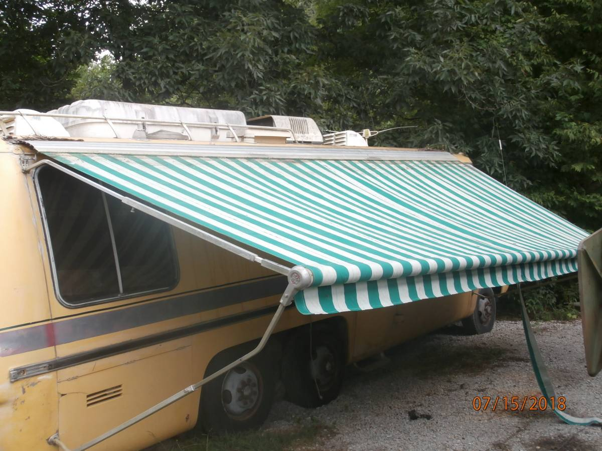1975 Gmc 26ft Olds 455 Restored Motorhome For Sale In