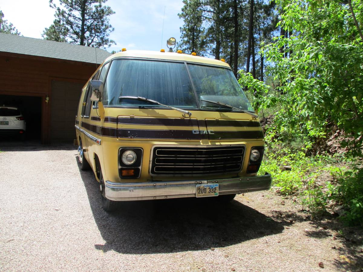 1976 GMC Glenbrook 26FT Motorhome For Sale in Rapid City, SD