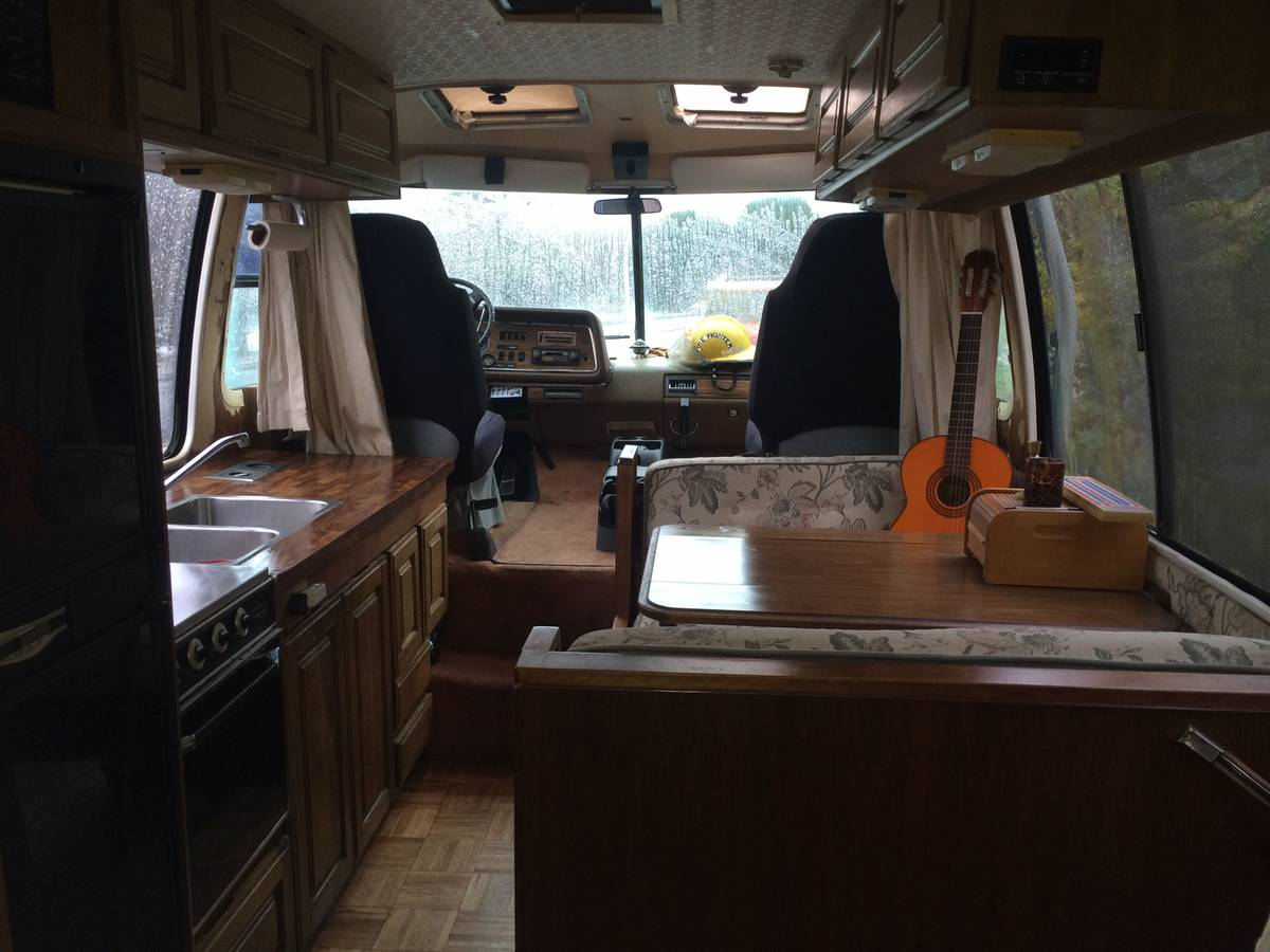 1977 GMC Royale Rebuilt 403 Olds Motorhome For Sale in