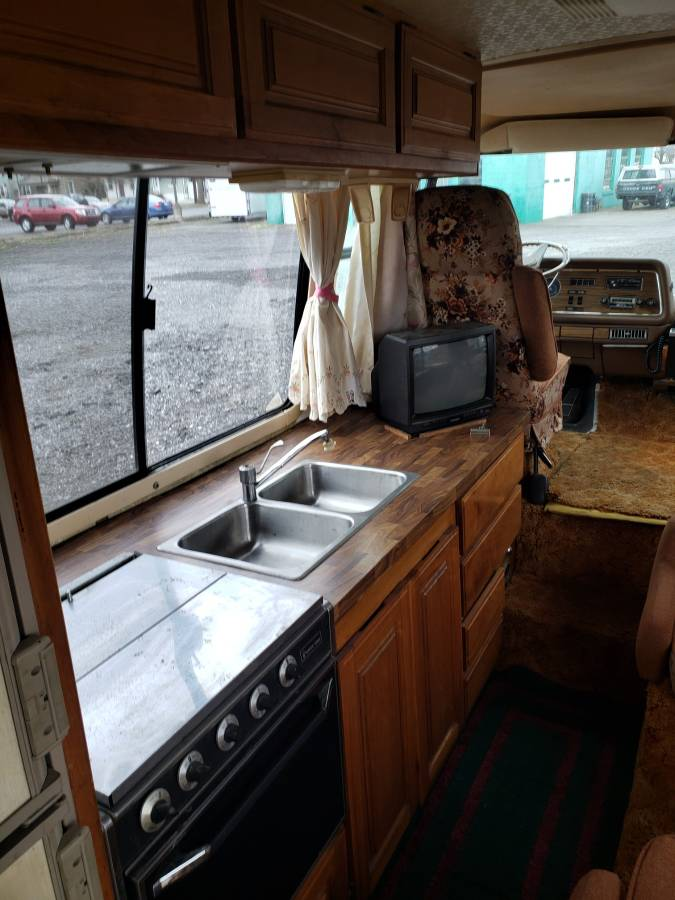 1977 GMC Royale 26FT Motorhome For Sale in Sunbury, Pennsylvania